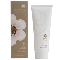 natural being Toning Gel - For All Skin Types - 100ml