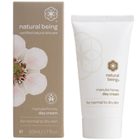 natural being Manuka Honey Day Cream - Normal Skin  - 50ml