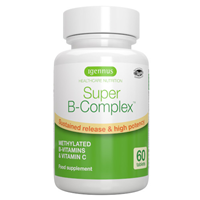 Igennus Super B-Complex Folate - 60 Tablets