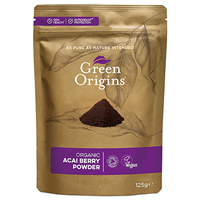 Green Origins Organic Acai Berry Powder - 75g