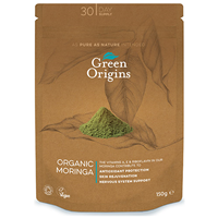 Green Origins Organic Moringa Powder - 150g