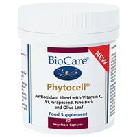 PhytoCell - Antioxidant Blend - 30 Vegicaps - Best before date is 31st January 2018