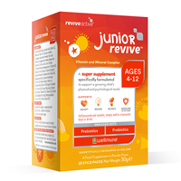 Revive Active Junior Revive - Vitamin & Mineral Complex - 20 Sachets
