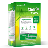 Revive Active Teen Revive - Vitamin & Mineral Complex - 20 Sachets