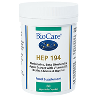 HEP 194 - Liver Support Complex - 60 Vegicaps