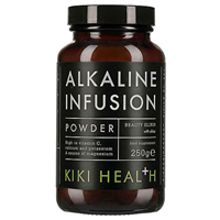 KIKI Health Alkaline Infusion Powder - 250g - Best before date is 31st March 2019