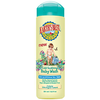 Jason Earth`s Best Cold Soothing Baby Wash - 251ml