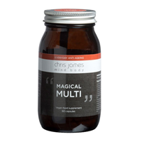 Chris James Mind Body Magical Multi - 60 Capsules