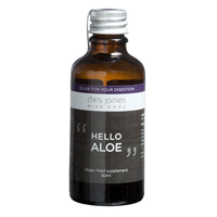 Chris James Mind Body Hello Aloe - 50ml - Best before date is 31st January 2019
