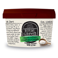 Royal Green Odourless Coconut Cooking Cream - 250ml
