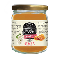 Royal Green Organic Acacia Honey - 250g