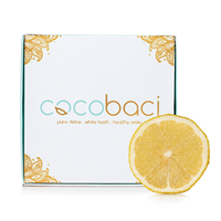 CocoBaci 15 Day Smile Therapy Pack - Lemon Sparkle