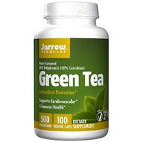 Jarrow Formulas Green Tea - 100 Vegicaps