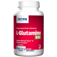 Jarrow Formulas L-Glutamine Powder - 227g