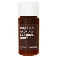 Erbology Organic Aronia & Sea Buck Shot - 40ml