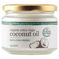 The Coconut Company Organic Virgin Coconut Oil - 230ml