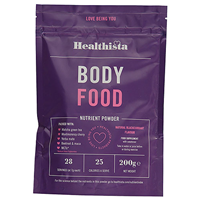 Healthista Body Food Nutrient Powder - 200g