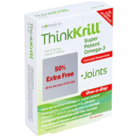 ThinkKrill Joints - 30 + 15 Capsules