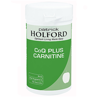 CoQ Plus Carnitine - 60 Vegicaps