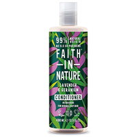 Faith in Nature Lavender & Geranium Nourishing Conditioner for Normal to Dry Hair – 400ml