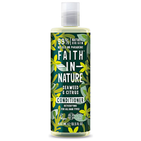 Faith in Nature Seaweed & Citrus Detoxifying Conditioner for All Hair Types - 400ml