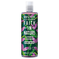 Faith in Nature Lavender & Geranium Hand Wash - 300ml