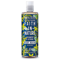 Faith in Nature Seaweed & Citrus Shower Gel & Foam Bath