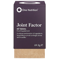 One Nutrition Joint Factor Plus - 60 Tablets