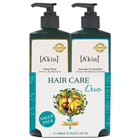 Ylang Ylang Shampoo & Avocado & Calendula Conditioner