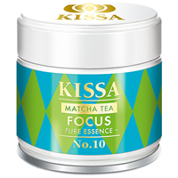 KISSA Matcha Tea - Focus - 30g