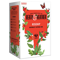Heath & Heather Rosehip Tea - 50 Bags