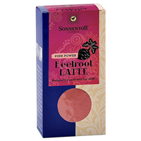 Sonnentor Organic Beetroot Latte Box - 70g