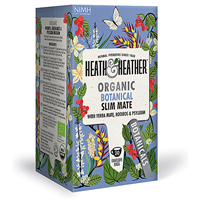 Heath & Heather Organic Detoxing Slim Tea - 20 Bags