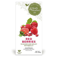 Heath & Heather Red Berries - 20 Bags