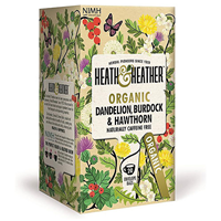 Heath & Heather Organic Dandelion, Burdock & Hawthorne