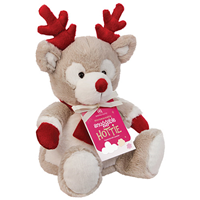 Aroma Home Snuggable Hottie - Reindeer
