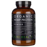 KIKI Health Organic Hemp Protein Powder - 235g