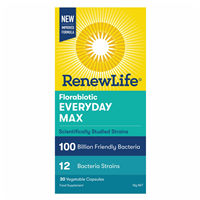 Renew Life Ultimate Flora Ultra Potent - 30 Capsules