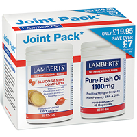 Glucosamine Complete & Pure Fish Oil - Joint Pack