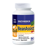 Enzymedica Bean Assist - 90 Capsules