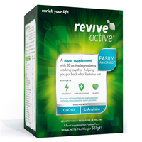 Revive Active Health Food Supplement - 30 Sachets