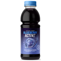 Active Edge BlueberryActive Concentrated Juice - 473ml