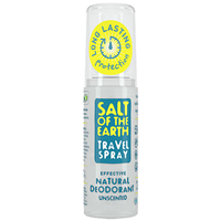 Salt of the Earth Travel Deodorant Spray - 20ml