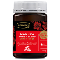 Comvita Manuka Honey Blend with Ginger - 500g