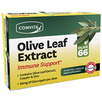 Comvita Olive Leaf Extract - High Strength- 15 Softgels