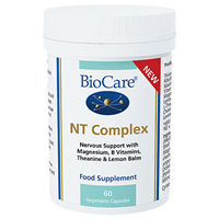 NT Complex - Nervous Support - 60 Vegicaps