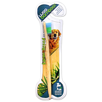 WooBamboo Large Breed Pet Toothbrush