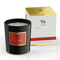 Isle of Wolf Natural Perfumed Candle -  Rose Absolute