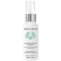 APPLE & BEARS Grapefruit & Seaweed Body Silk - 50ml