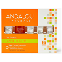 Andalou Get Started Brightening Kit